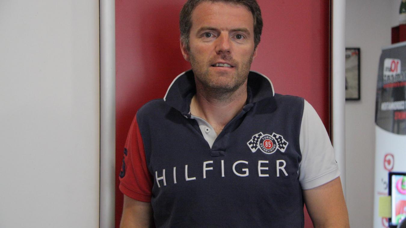 Benoît Sebert relance les seniors de l'ASPTT.