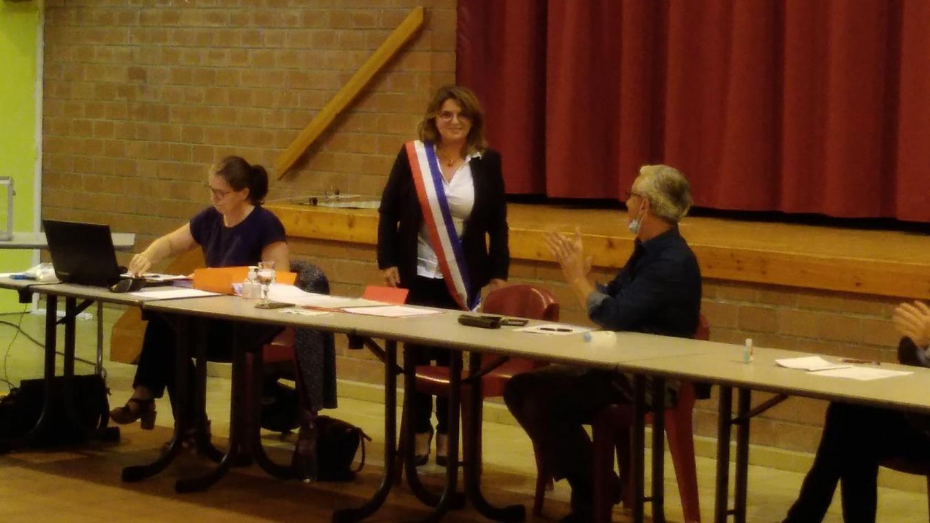 Rappelons qu'entre les deux tours, Marie-Renée Fourdinier a passé la main pour raisons personnelles à Laurence Prouvot après un vote à l'unanimité de l'équipe de la liste « Nouveau Cap ».