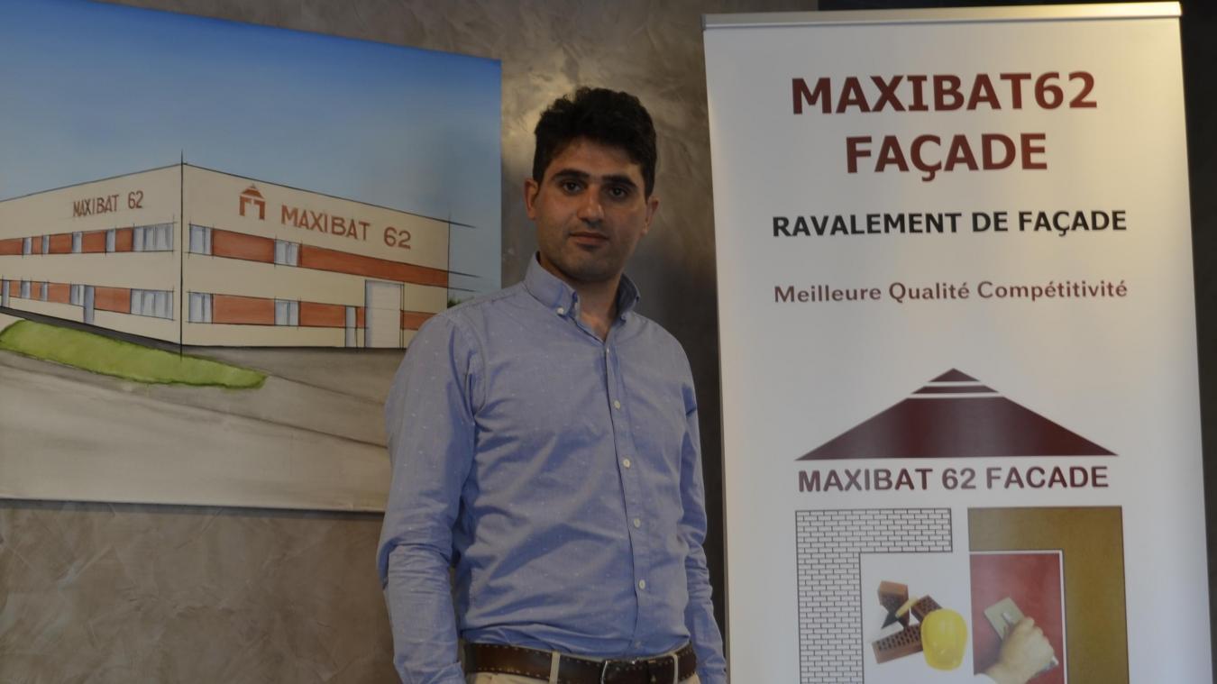 Adem Beyazit a fondé la holding Maxi Bat 62.