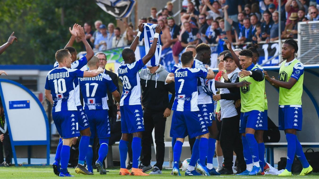Les Maritimes commenceront leur championnat le 22 août à Toulouse.©Jean-Louis Burnod