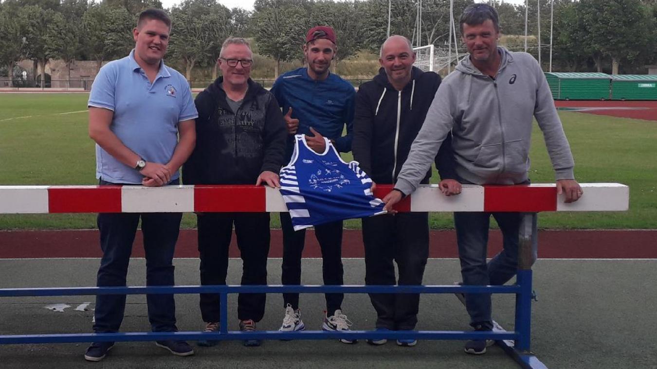Vainqueur des Jeux Mondiaux en 2019, Quentin Foratier rejoint le SO Calais