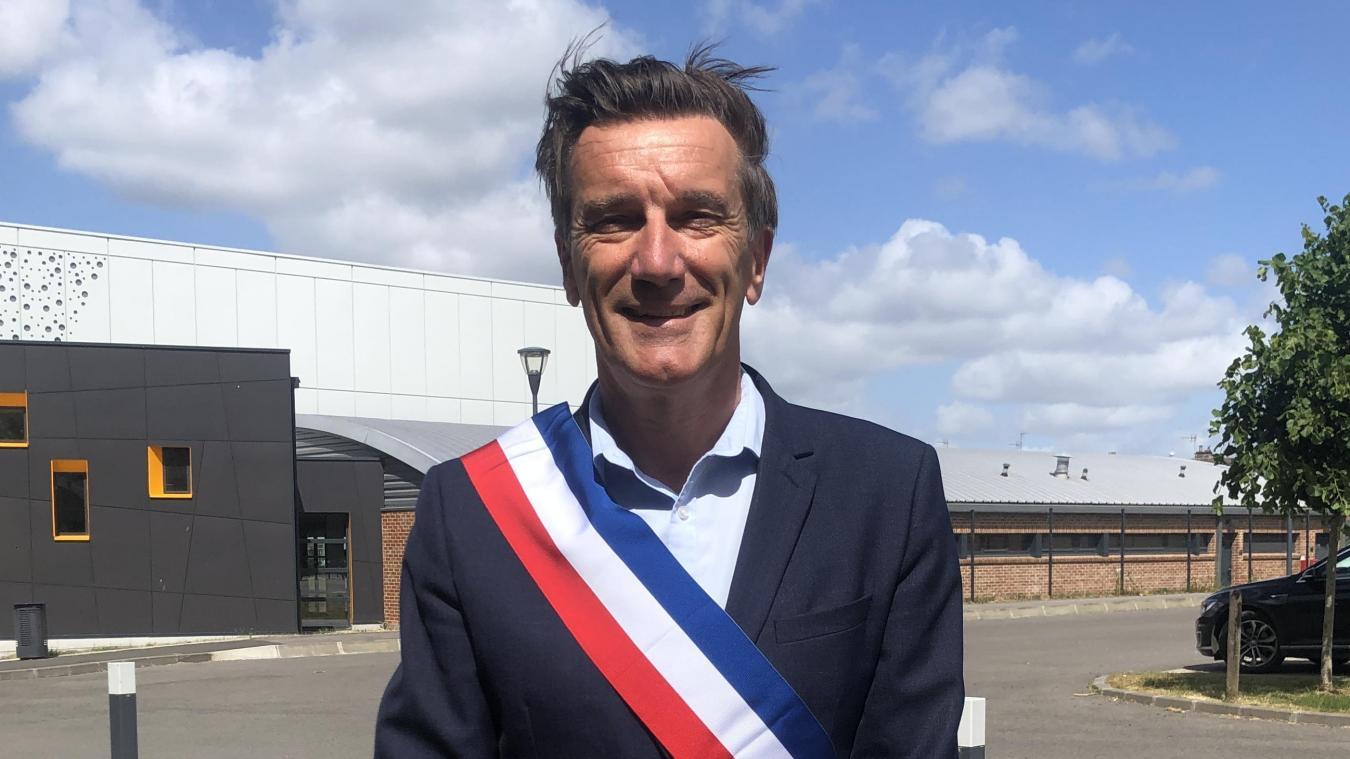 Réelu maire d'Estaires en mars dernier, Bruno Ficheux devrait être candidat à sa propre succession à la présidence de la CCFL le 11 juillet.