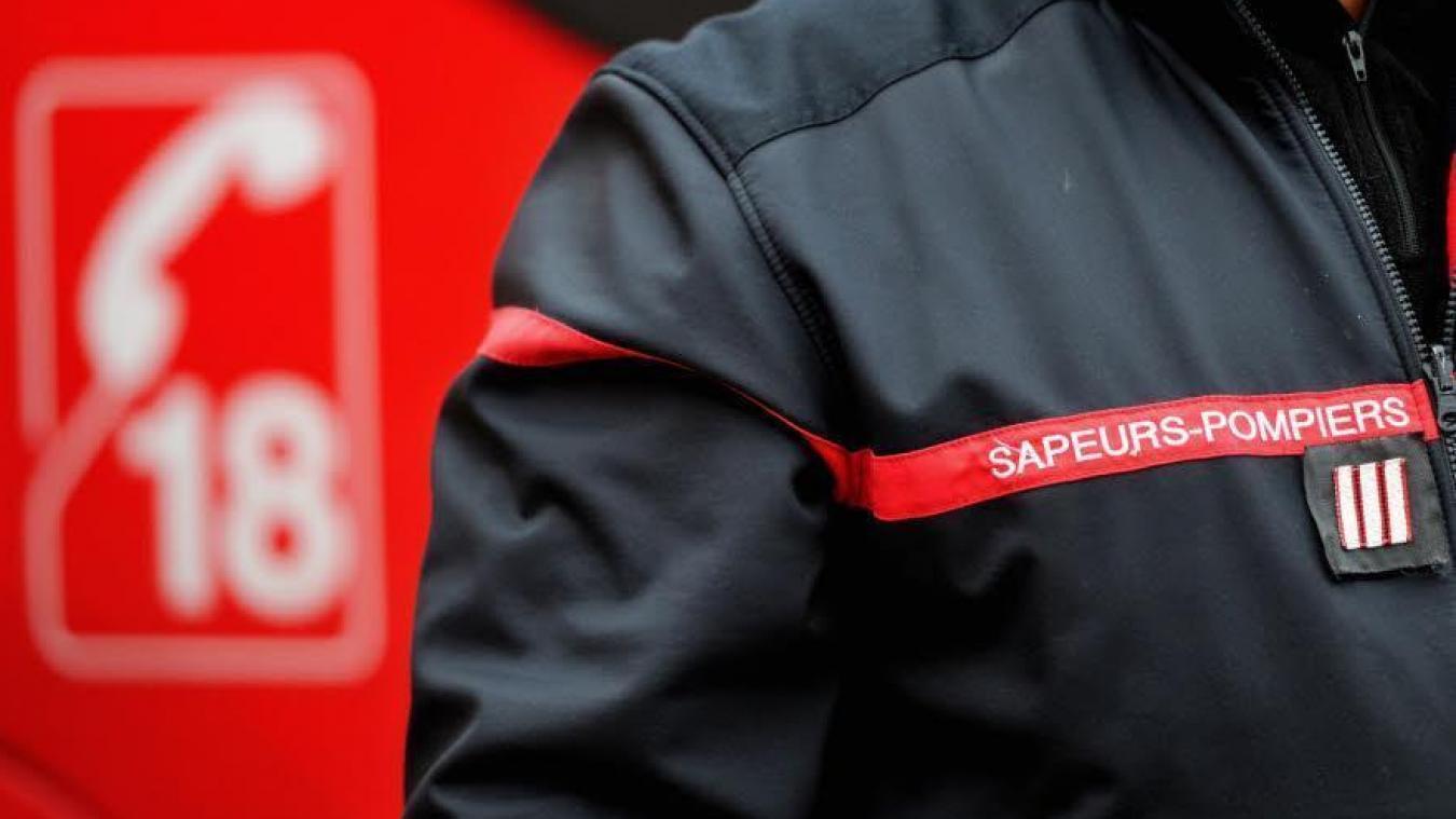 Les pompiers de Béthune ont porté secours à une femme de 33 ans. (Photo d'illustration)