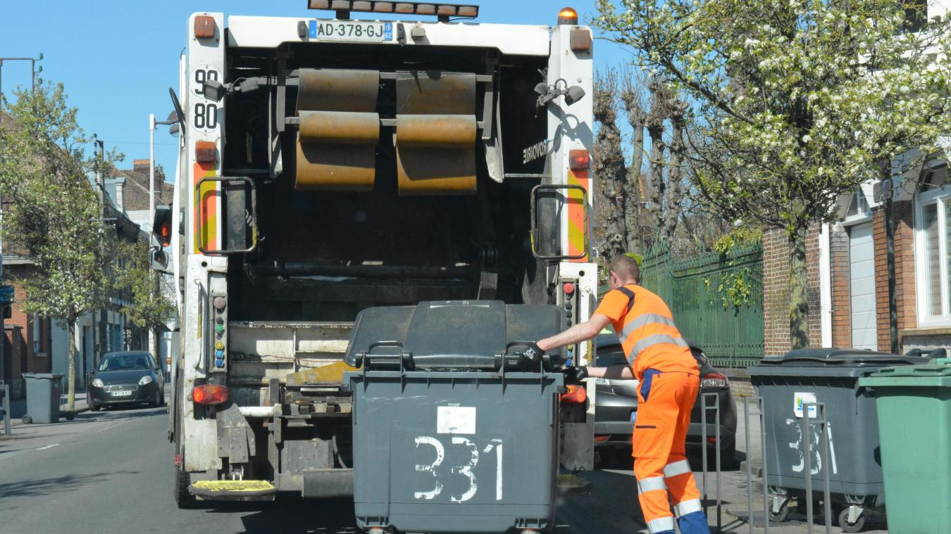14-Juillet : quid de la collecte des déchets dans l'agglo Béthune-Bruay