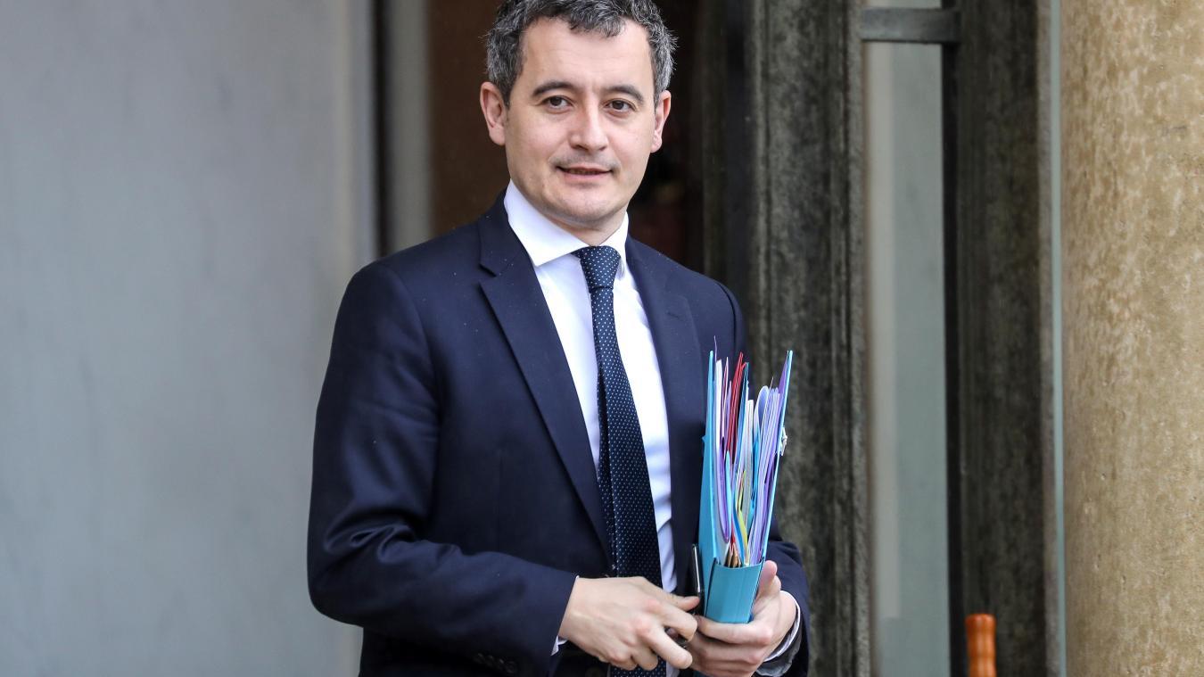 Le tout frais ministre de l'Intérieur sera à Calais ce dimanche.