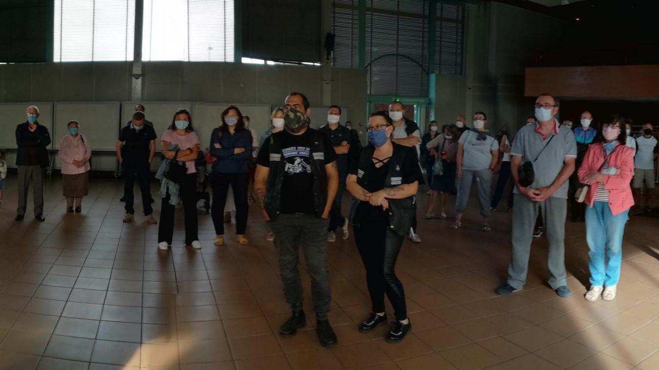 Laventie : 58 couturières remerciées pour avoir fabriqué 4200 masques