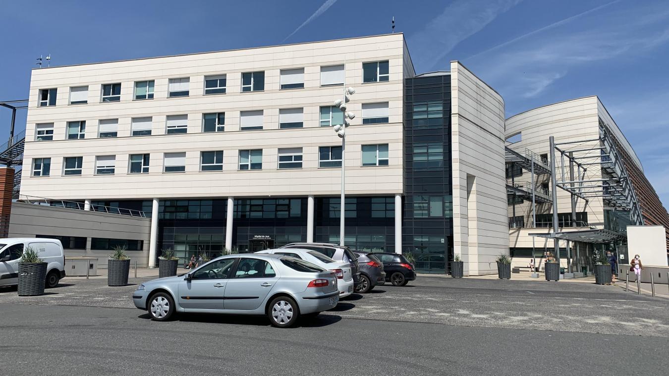 Environ un millier de tests ont été réalisés en juin et juillet à l'hôpital de Calais.