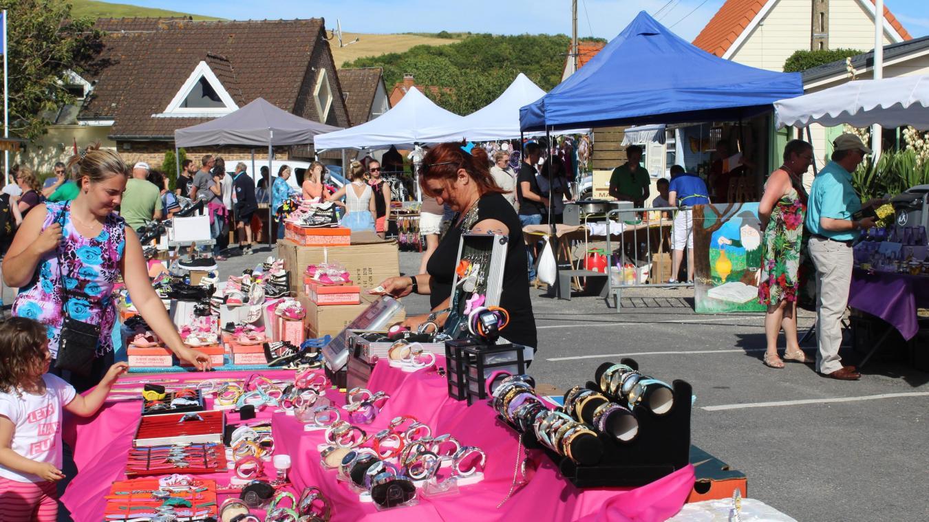 Le marché va accompagner l'été à partir du 11 juillet.