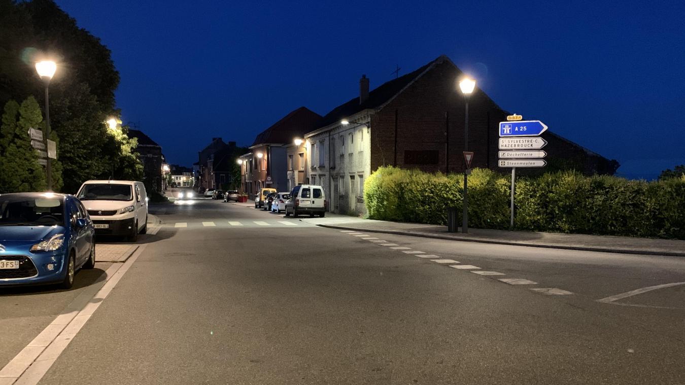 L'éclairage de ville est désormais éteint de minuit à 5 heures du matin.