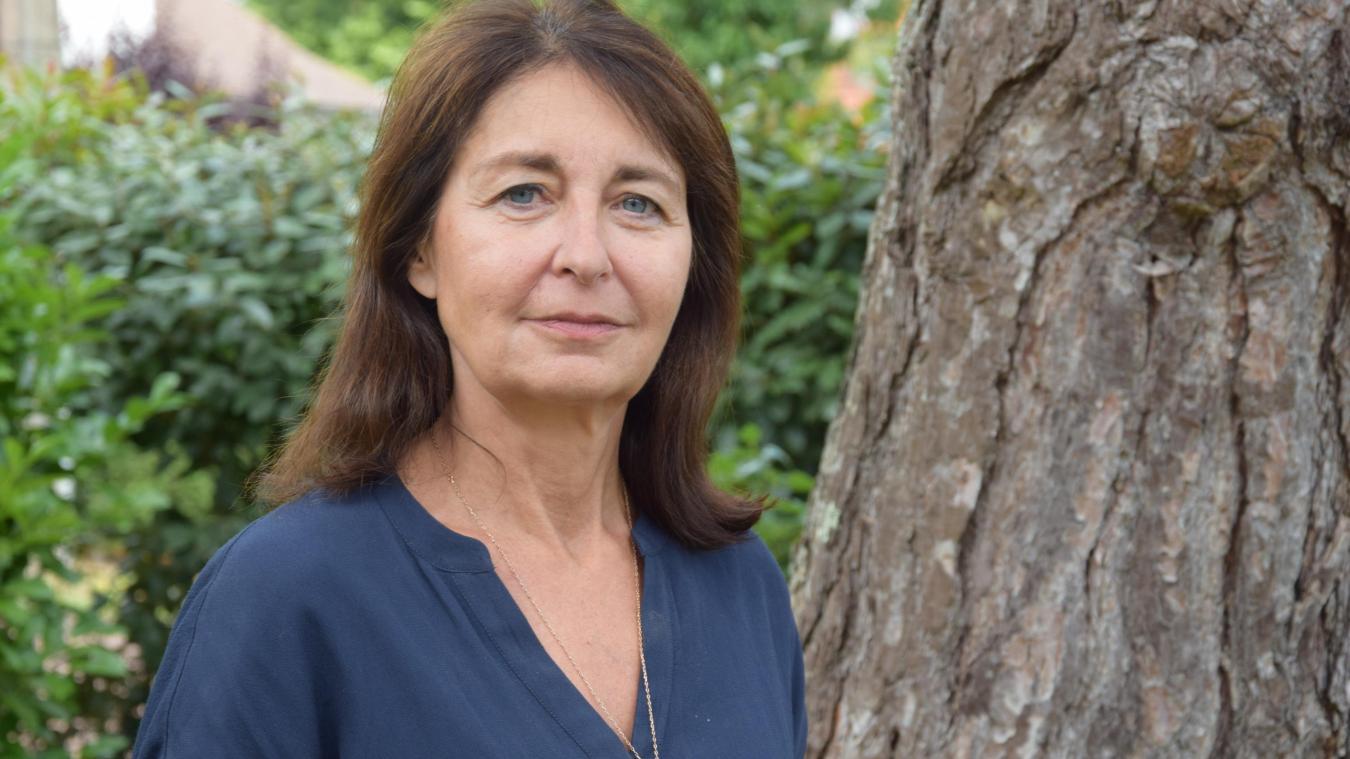 NousLesTouquettois, c'est elle. Kathy Prévost a imaginé et créé le collectif à l'été 2018.