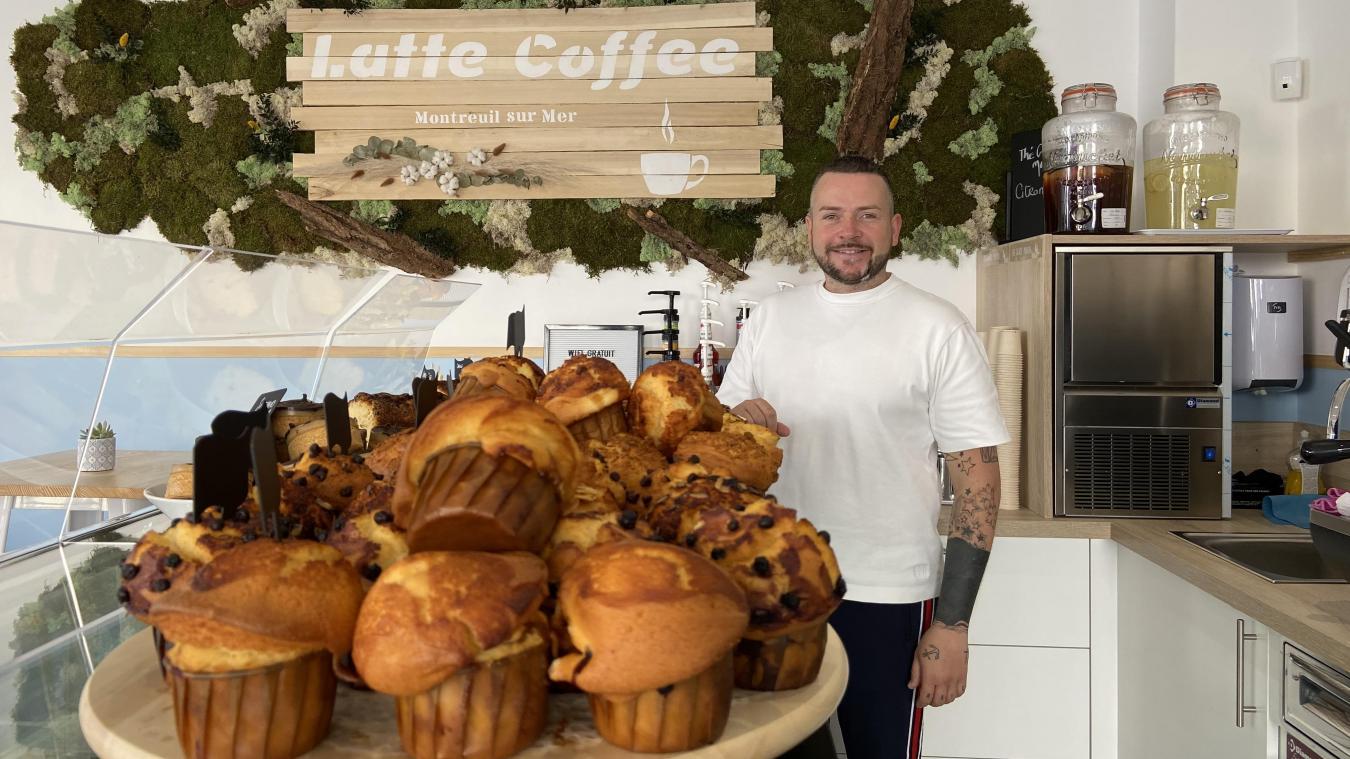 Les amoureux de muffins seront servis !