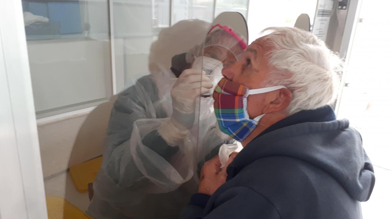 Les tests sérologiques et PCR seront réalisés sur place. (photo d'illustration)
