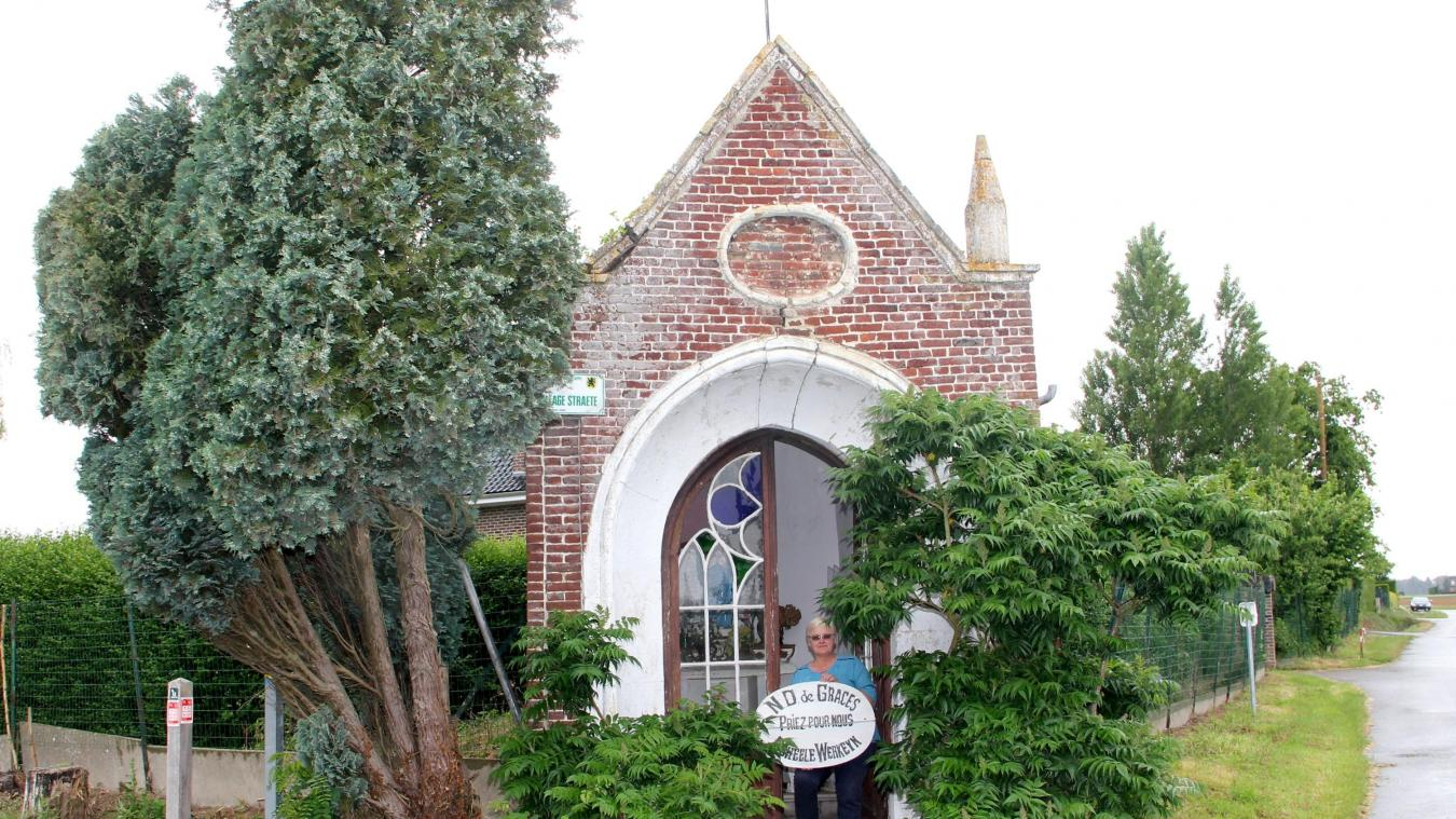La chapelle appartient au patrimoine remarquable de la commune.