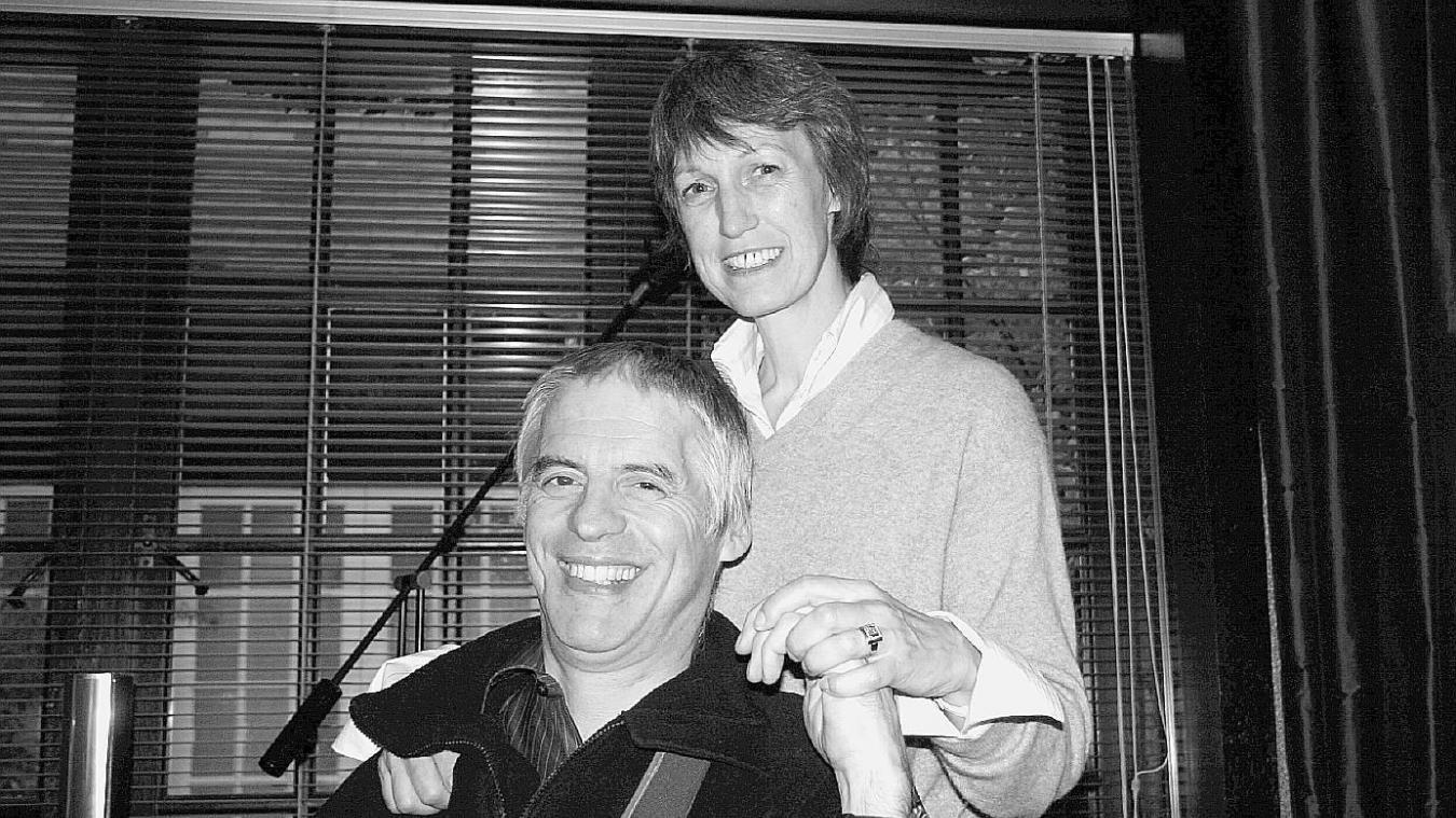 En 2006, un an après sa chute, Hubert Flament rentrait chez lui et nous accueillait avec son épouse