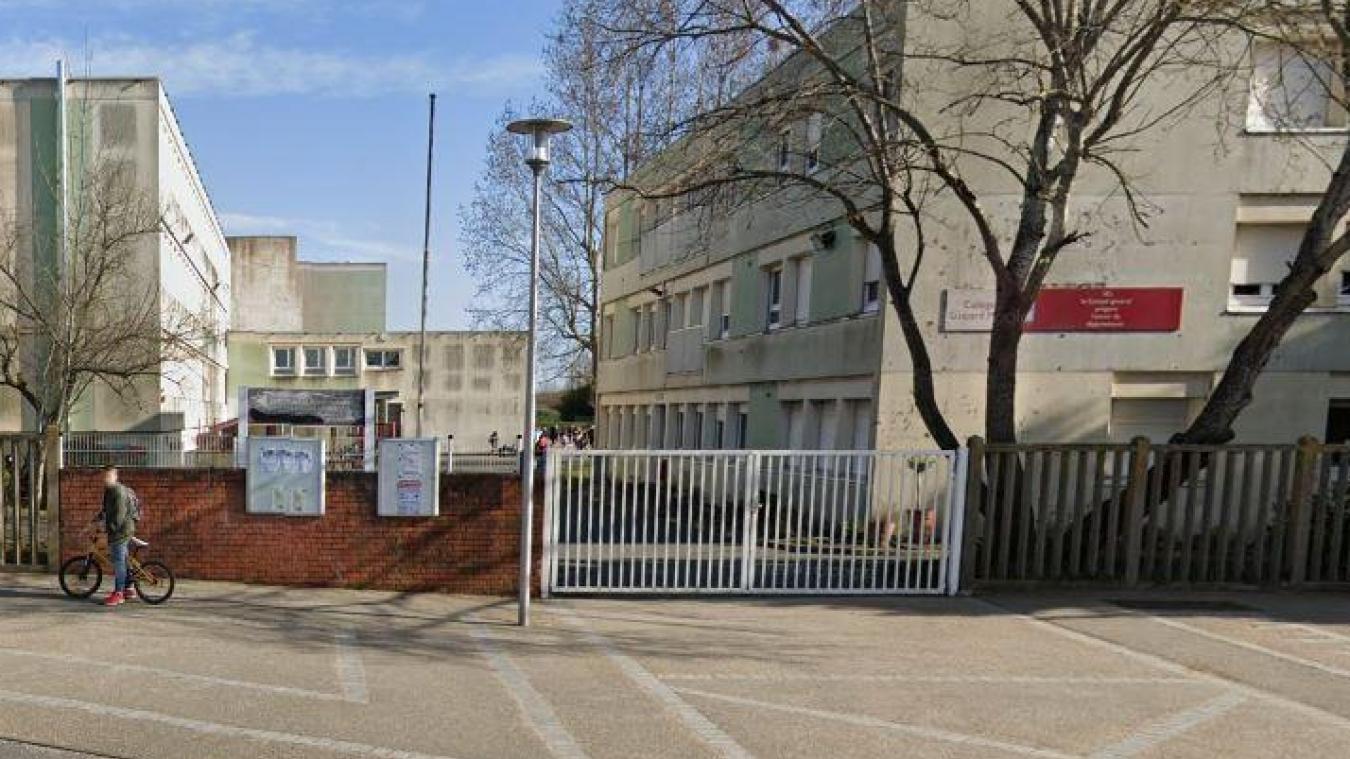 Près de 160 000 euros de travaux vont être investis au collège Gaspard-Malo.