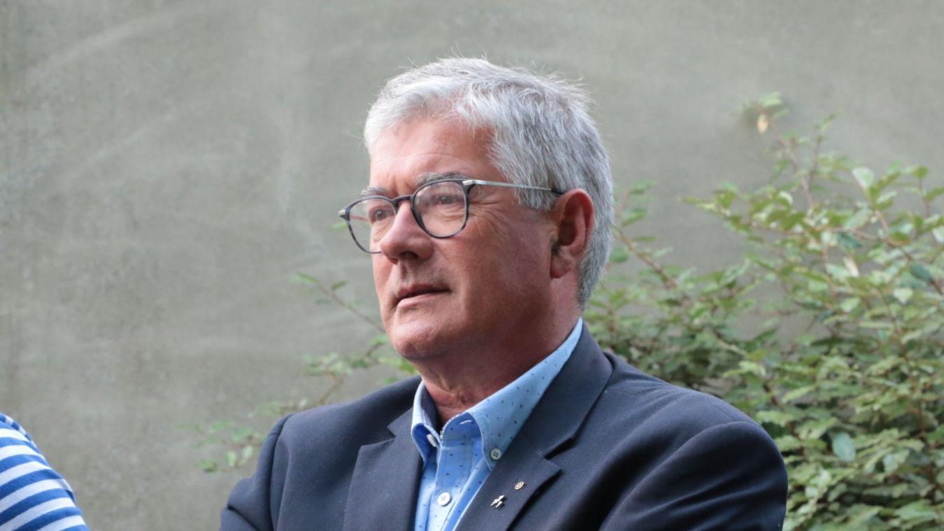 Bruno Cousein, maire de Berck-sur-Mer, est l'actuel président de la CA2BM.