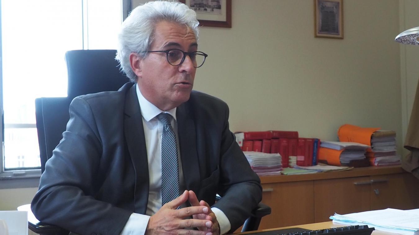 Au tribunal de Boulogne, le procureur a reçu beaucoup plus de procédures en lien avec des violences intra-familiales pendant la deuxième moitié du confinement.