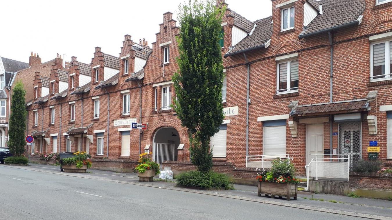 Le drame s'est noué à la caserne de gendarmerie de Bailleul.