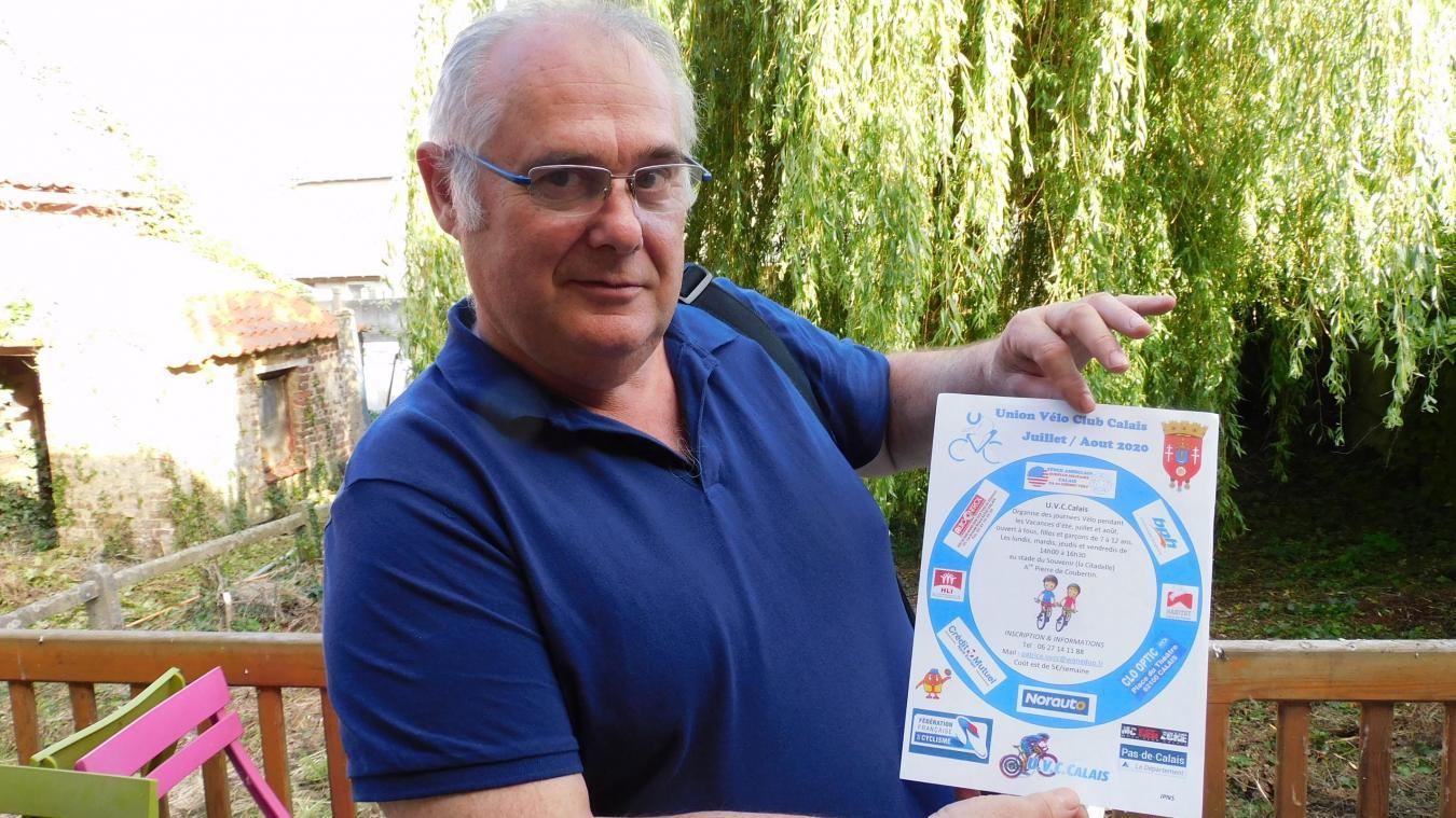 L'Union Vélo Club de Calais a besoin de votre aide