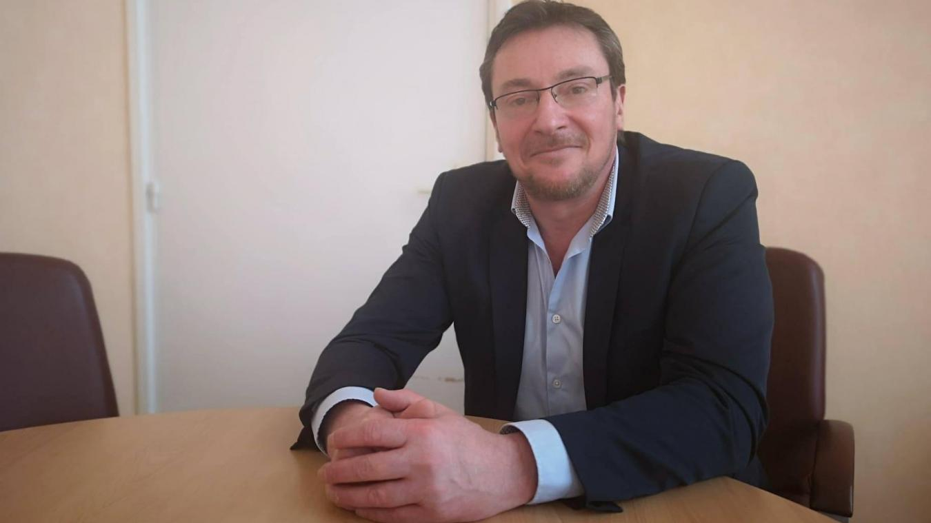 Alain de Carrion va épauler le nouveau président, Olivier Gacquerre.