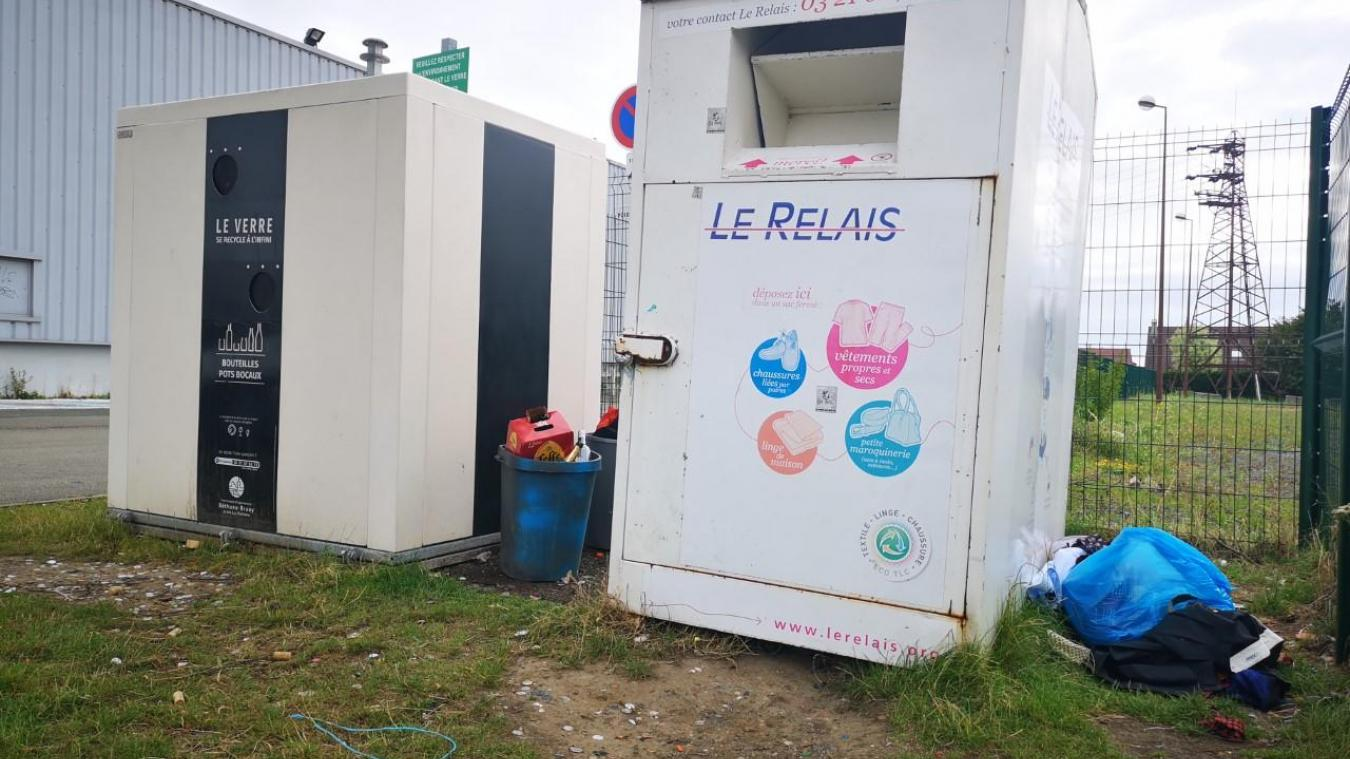 Haillicourt: la ville guette les dépôts sauvages