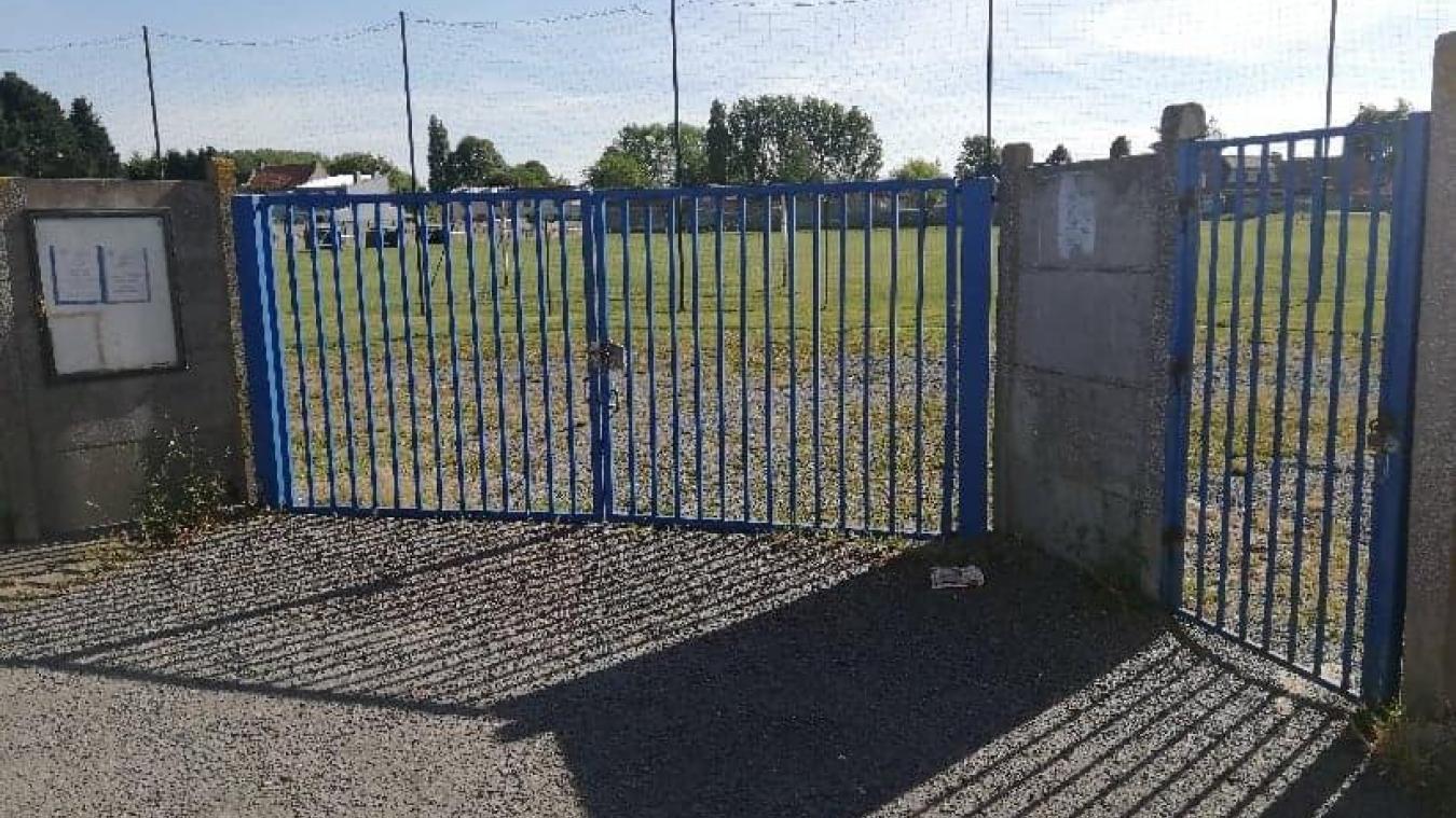 Auchel : pourquoi le stade Marcel Deputte est fermé cet été ?