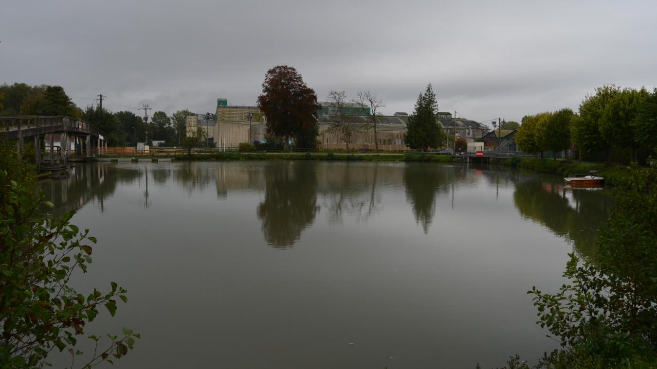 Le Bassin des 4 faces.