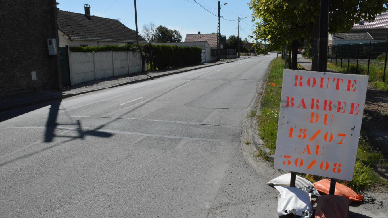 La route entre Nouvelle-Église et Audruicq sera barrée pendant un mois et demi.