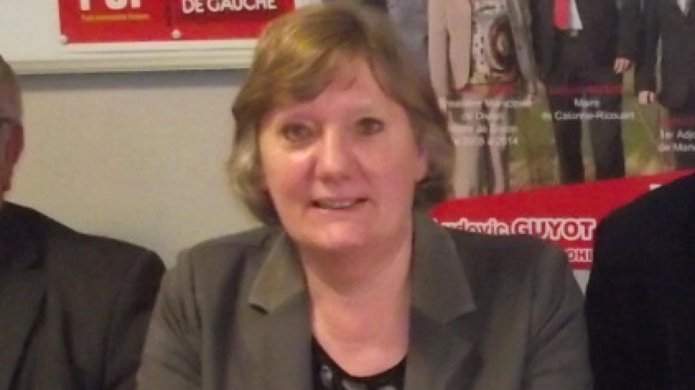 Danièle Seux était de nouveau candidate aux dernières élections municipales. (archive 2015)