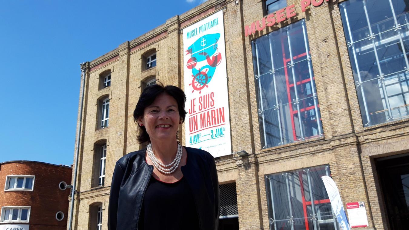 Typhaine Le Foll, la conservatrice du Musée portuaire, dévoile les coulisses de la nouvelle exposition.