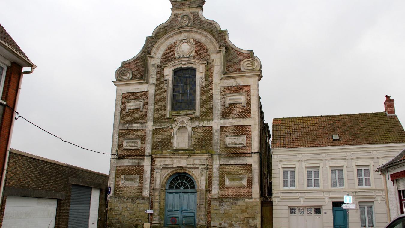 La ville est propriétaire de l'église des Jésuites qui pourrait accueillir le projet de  Village des artisans et métiers d'art .