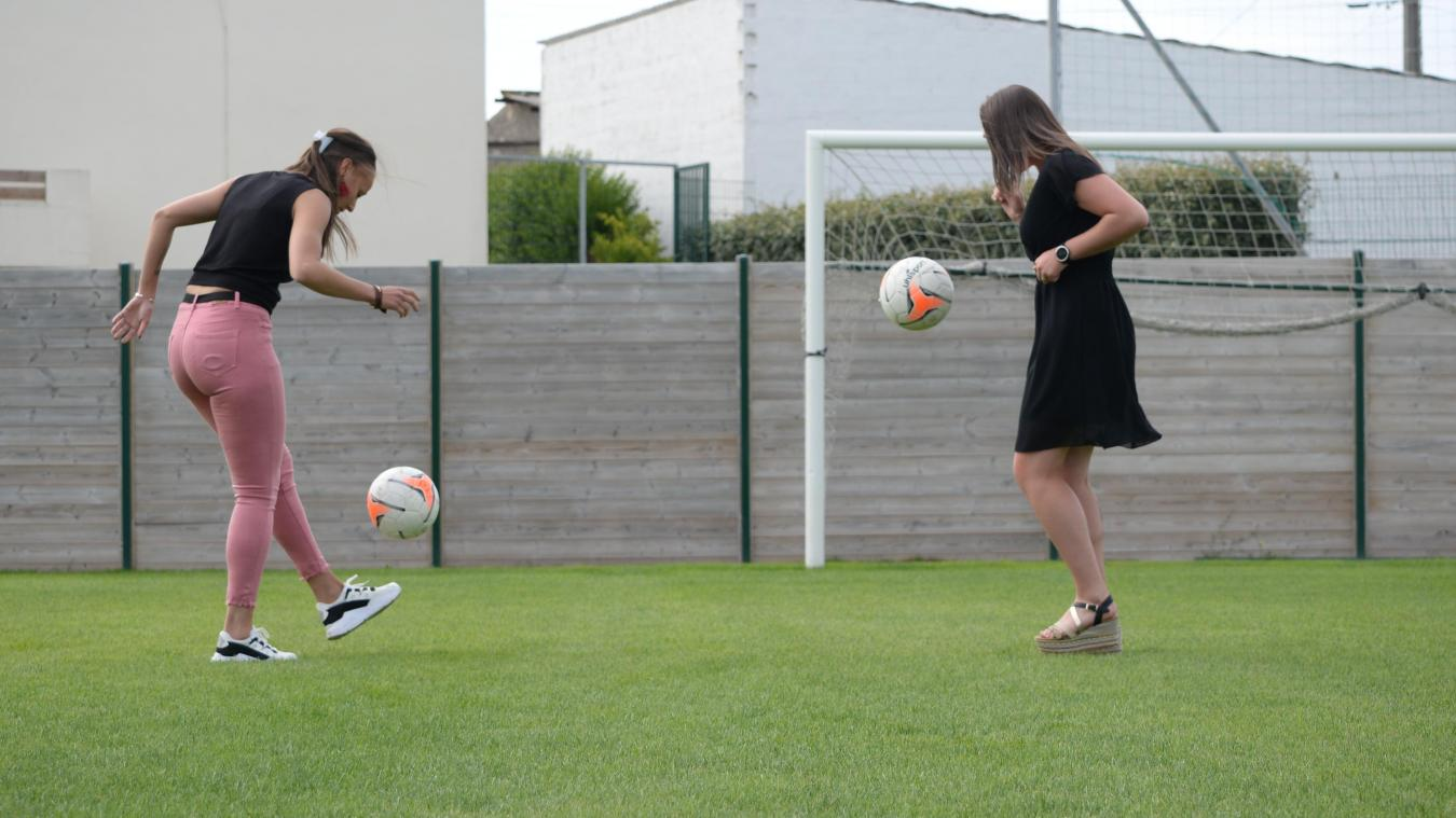 Boulonnais : les féminines prennent le contrôle du ballon