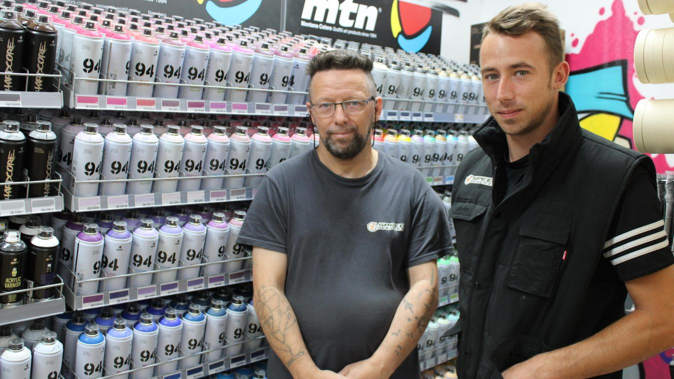 V Speed Service va pouvoir ouvrir ses deux magasins à Calais