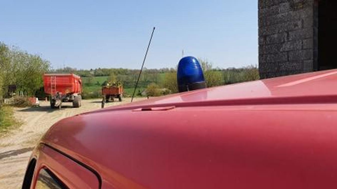 Wingles: 16 pompiers pour un feu de broussailles