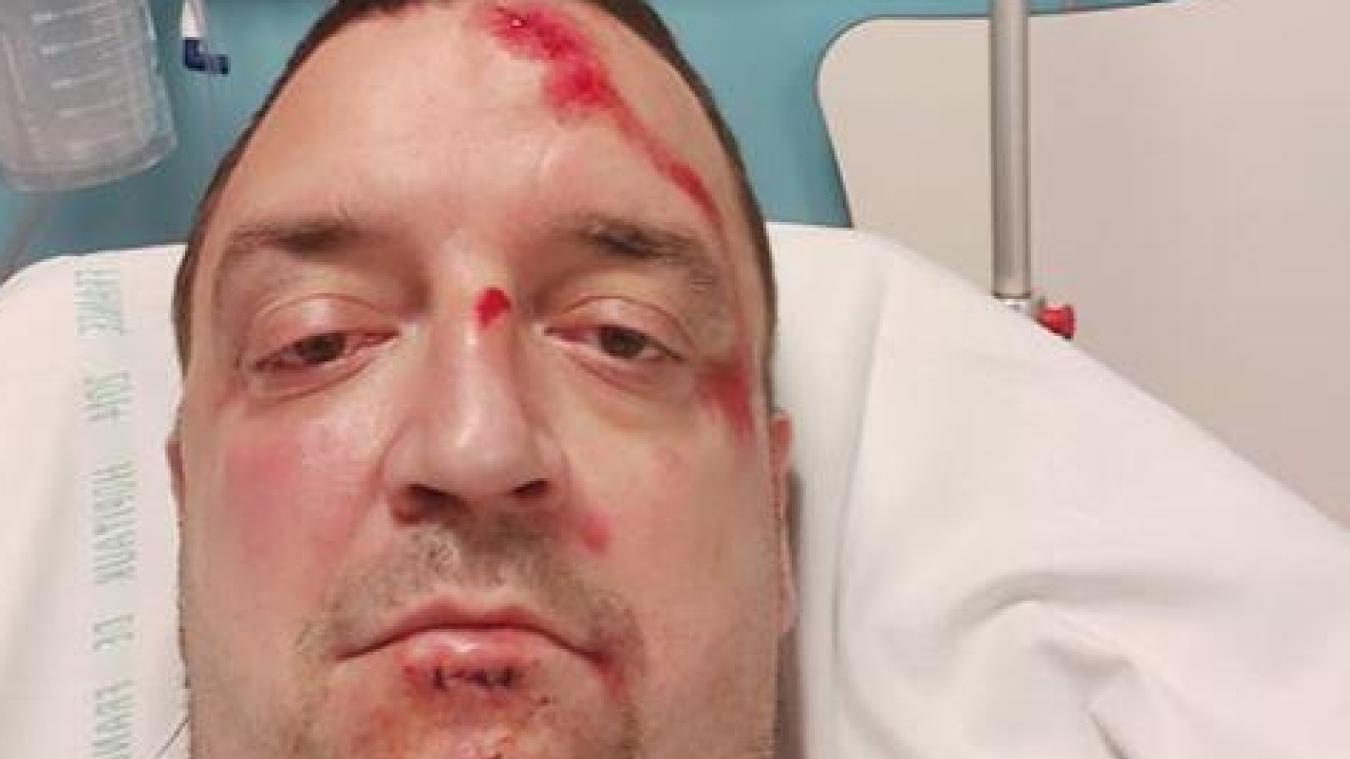 Le gérant d'Aquaplante avait été violemment agressé.