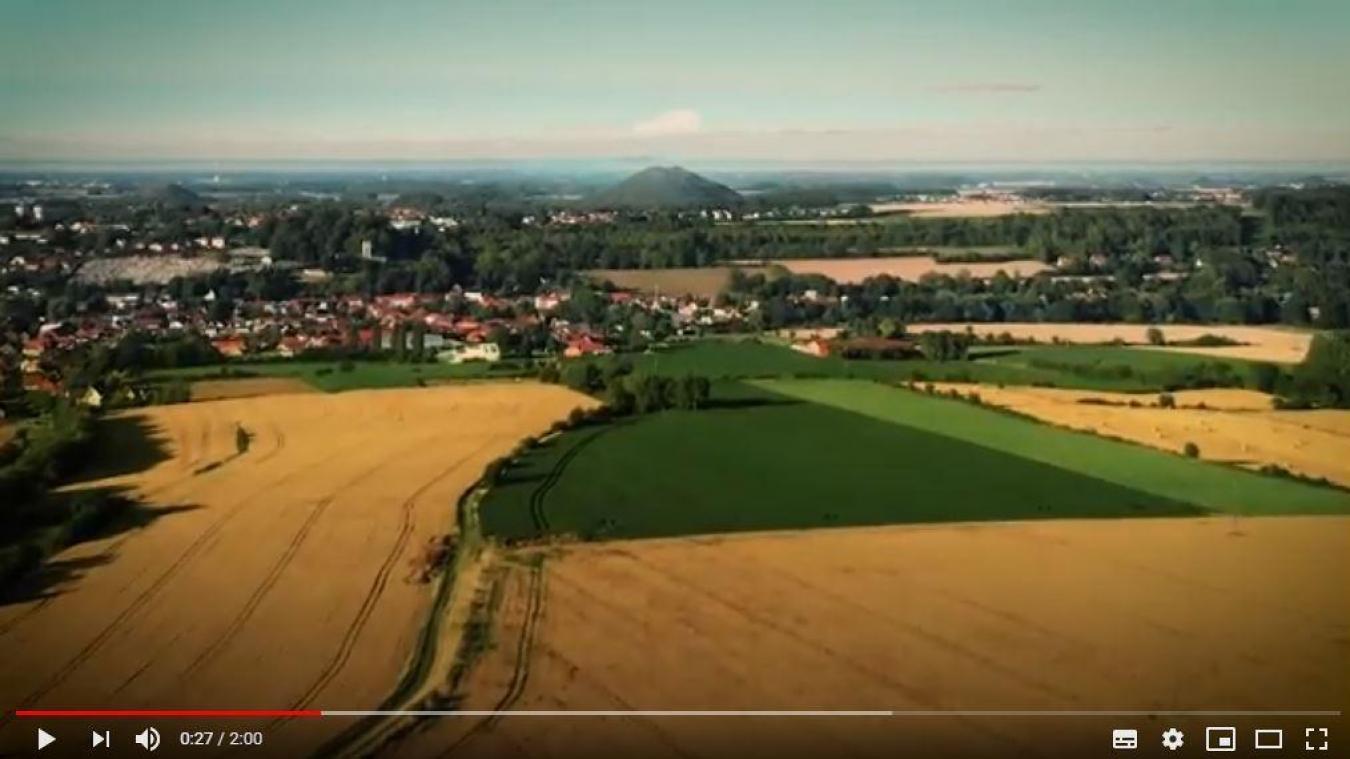 Une vidéo pour promouvoir le territoire de l'office de tourisme de Béthune-Bruay