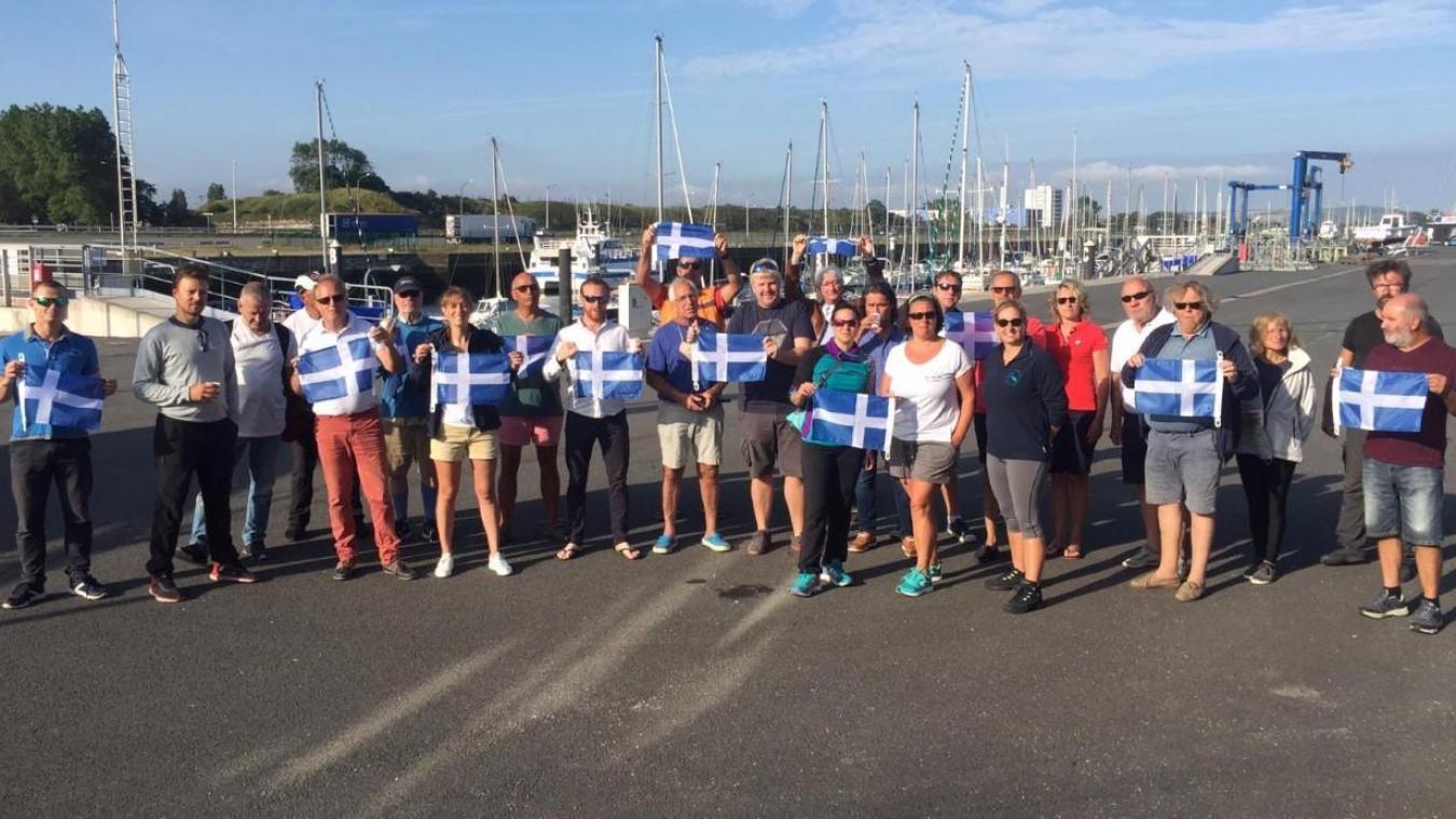Les plaisanciers dynamiques du Yacht Club du Calaisis reprennent la mer