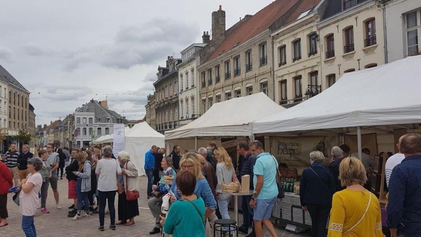 Saint-Omer : fêtez la bière en septembre