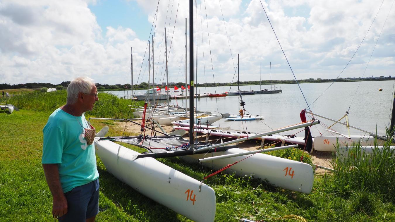 Cinq catamarans ont déjà été volés en quelques mois à la base de voile Tom Souville.