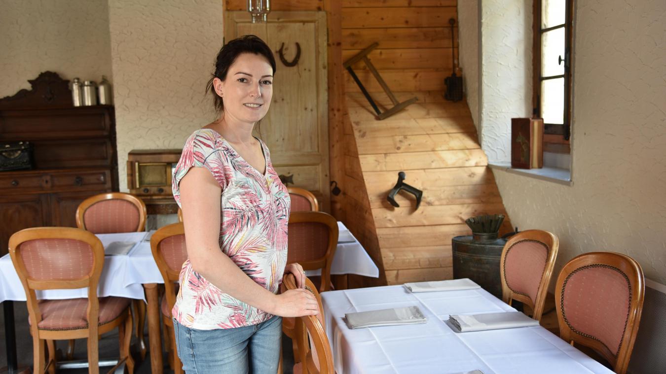 Fanny Bouloy s'est associée avec son père, qui tient le restaurant la Sirène, au cap Gris-Nez.