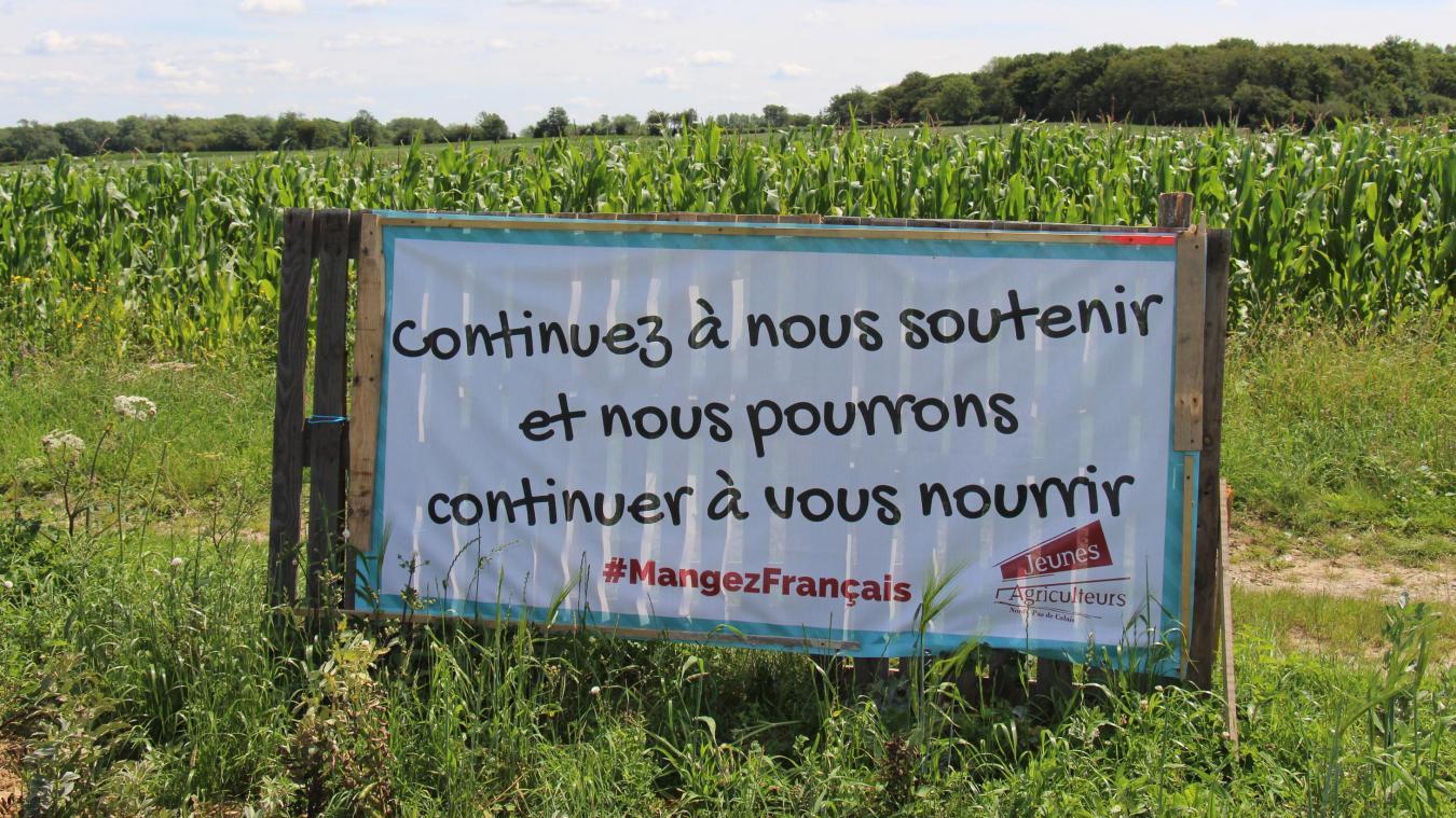 Notons que Jeunes Agriculteurs du Boulonnais emmenés par leurs responsables Julien Duchateau et Walter Moulière organisent à Alincthun la Fête de l'Agriculture le dimanche 23 août.