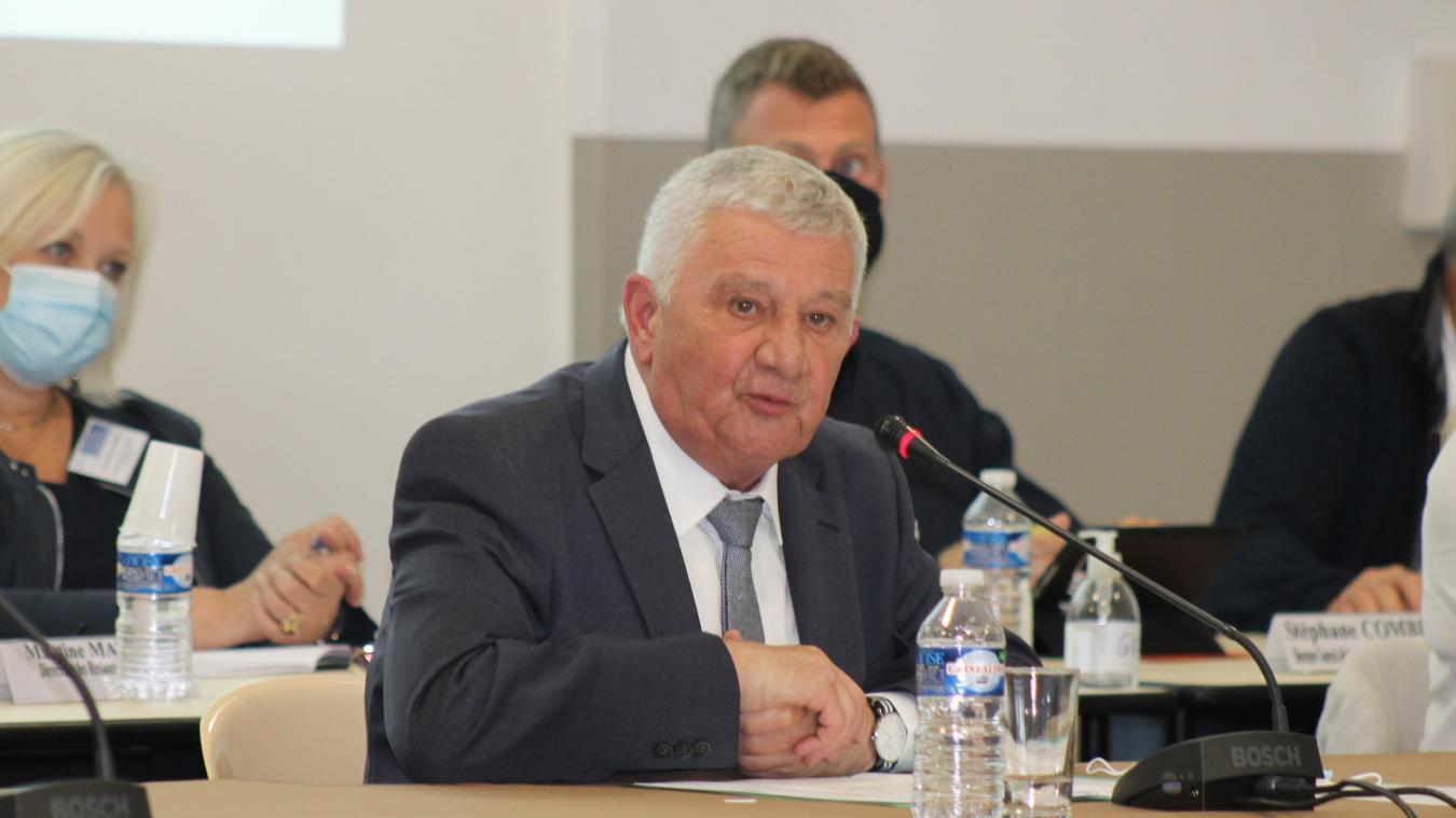 Pierre Georget a été le seul candidat à sa succession.