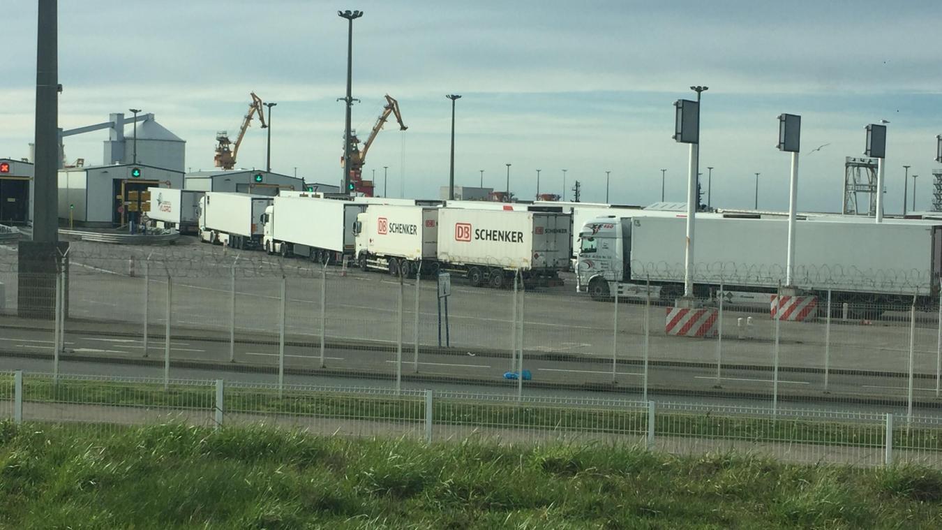 La ligne ferroviaire Sète - Calais va permettre de multiplier les échanges de marchandises, notamment en provenance de la Méditerranée.
