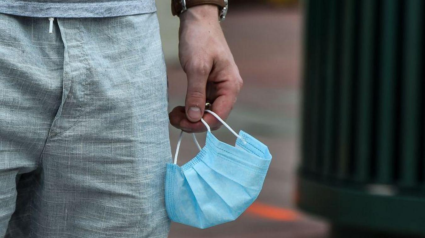 L'arrêté rendant le port du masque obligatoire sur le marché prend effet ce mardi 28 juillet.