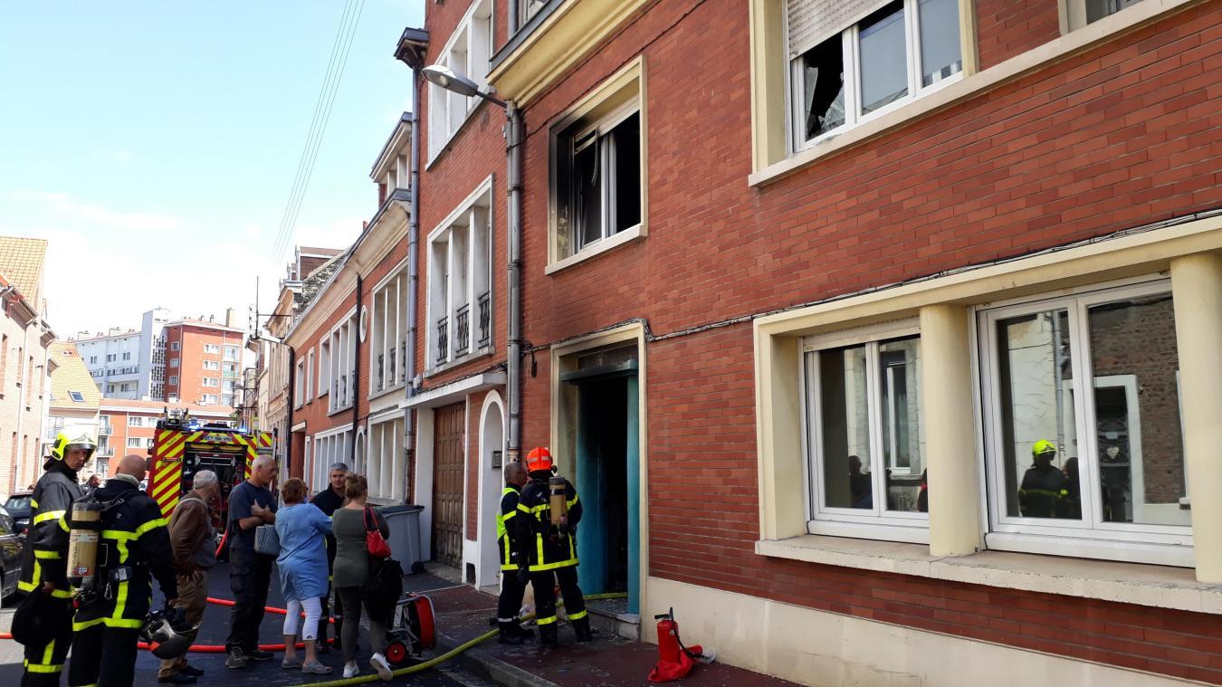 Un incendie se déclare dans un foyer d'enfants