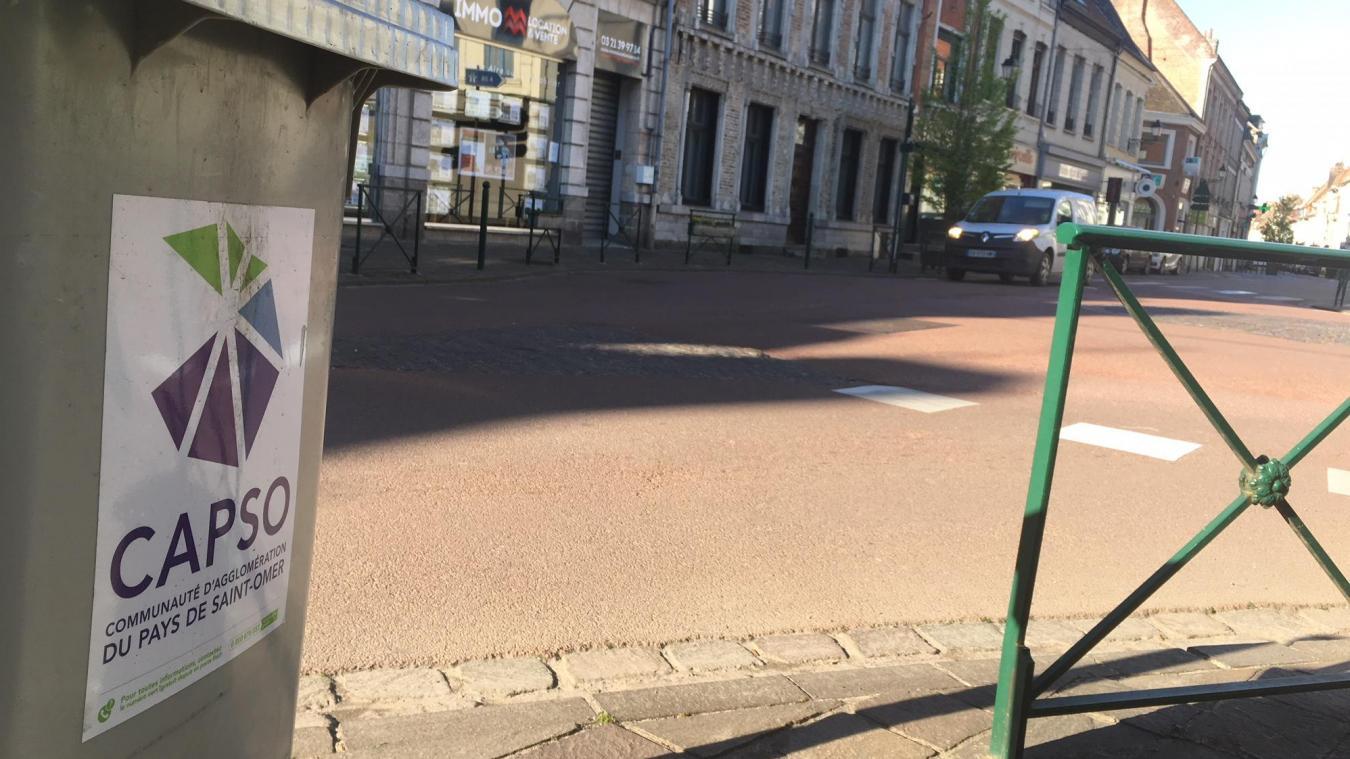 Pays de Saint-Omer : Collecte des déchets modifiée