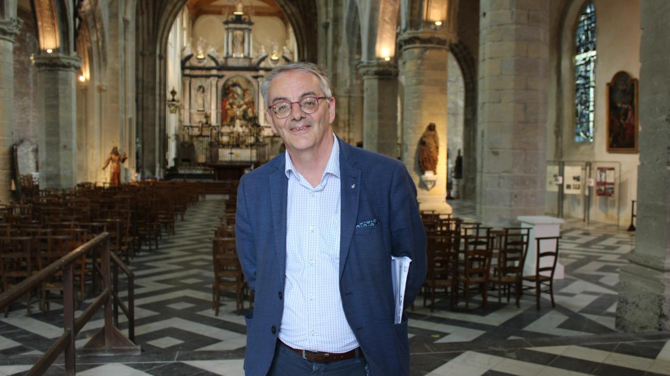 Calais: d'autres travaux bientôt prévus pour rénover l'église Notre-Dame