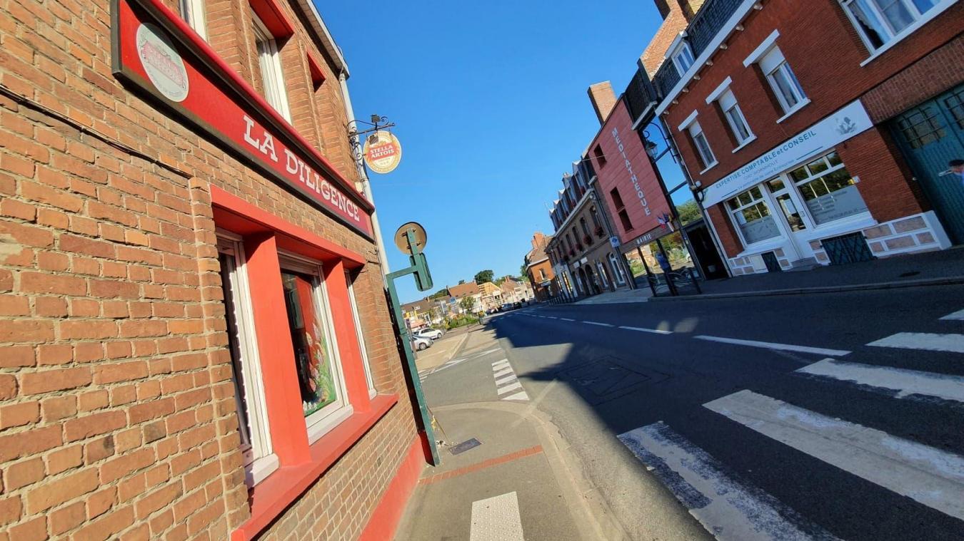 Désormais, Wormhout compte trois friteries sur la place du village