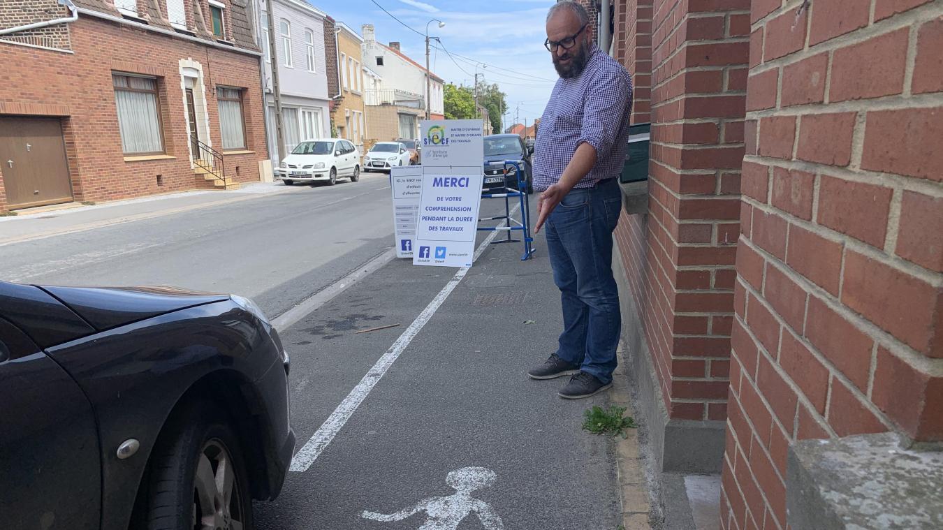 Bollezeele : la sécurité des piétons renforcée et le stationnement repensé