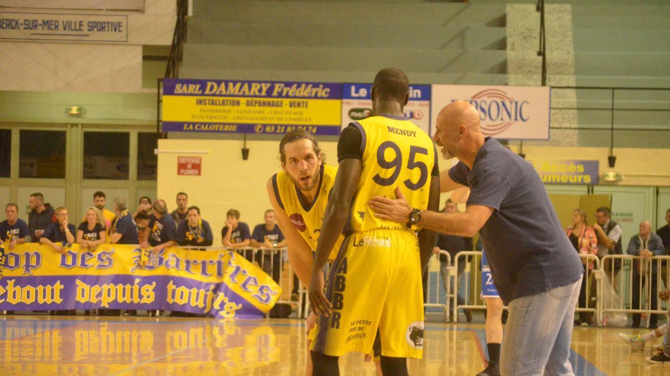 Le capitaine Thomas Séguéla et le coach Laurent Kleefstra savent à quoi s'en tenir pour la prochaine saison.